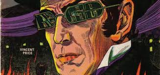 My First Favorite Sunglasses – On Vincent Price and Johnny Depp