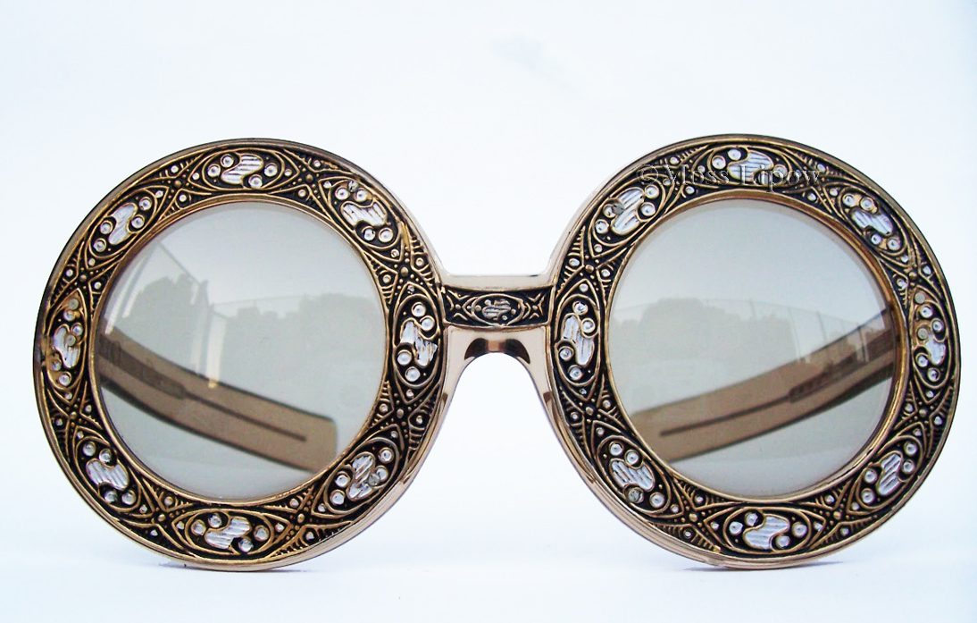 Frame of the Week: The first Christian Dior optyl sunglasses