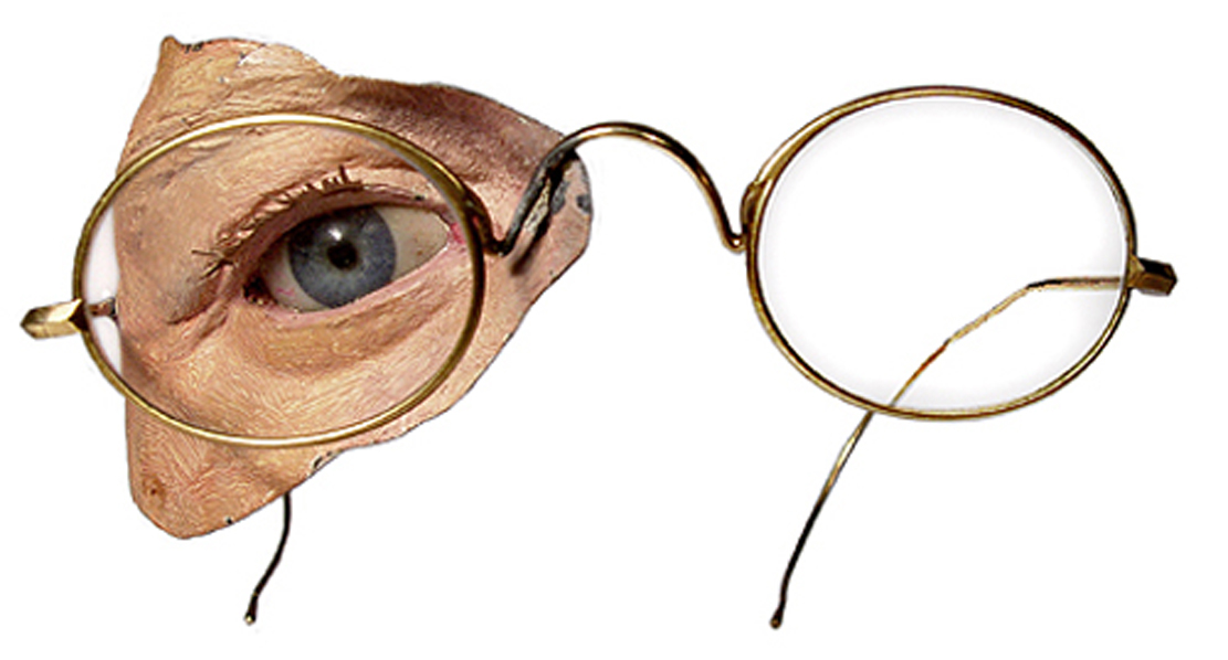 100 years ago today… World War I eyewear and the Tin Noses Shop
